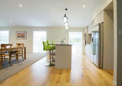 Portfolio - Coatesville, Open Kitchen