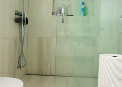 Portfolio - Rawene, Bathroom Shower
